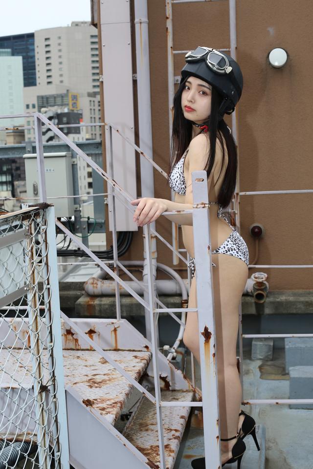 画像2: グラビア【ヘルメット女子】New Girl vol.17