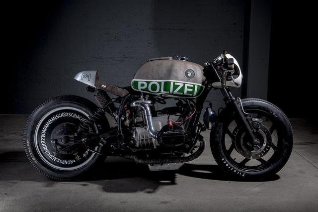 画像: スイスのカスタムビルダー VTR Customs のBMW偏愛ぶり - LAWRENCE - Motorcycle x Cars + α = Your Life.