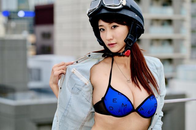 画像3: グラビア【ヘルメット女子】Under World vol.01