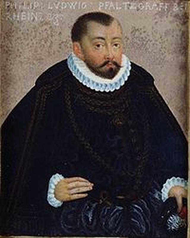 画像: フィリップ・ルートヴィヒ (プファルツ=ノイブルク公) - Wikipedia