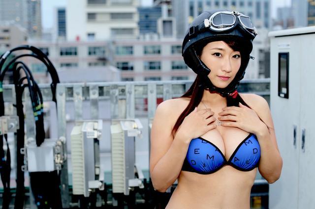 画像4: グラビア【ヘルメット女子】Under World vol.05