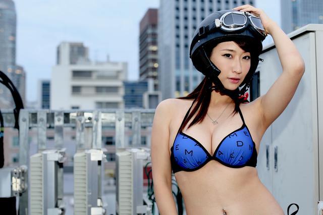 画像2: グラビア【ヘルメット女子】Under World vol.05