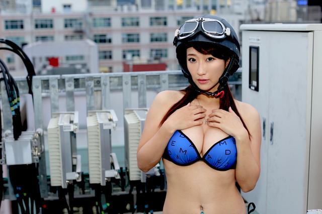 画像3: グラビア【ヘルメット女子】Under World vol.05