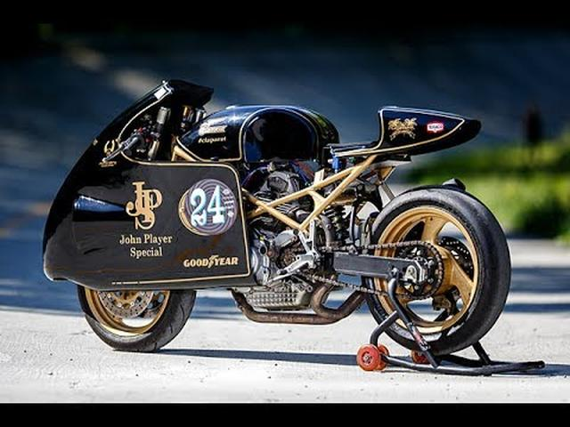 画像: A Nitrous Ducati Sprinter by Milano Cafe Racers www.youtube.com
