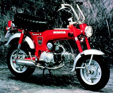 画像: モンキーだけじゃない!名前に動物が隠れているバイク集