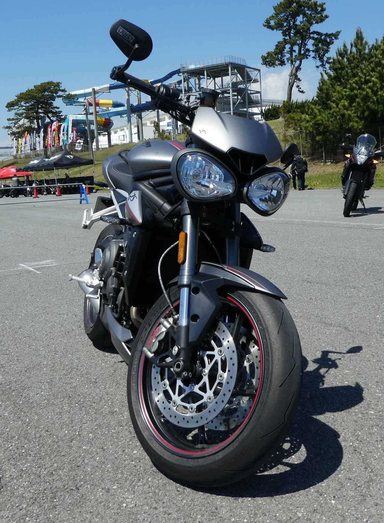 画像2: Triumph STREET TRIPLE RS