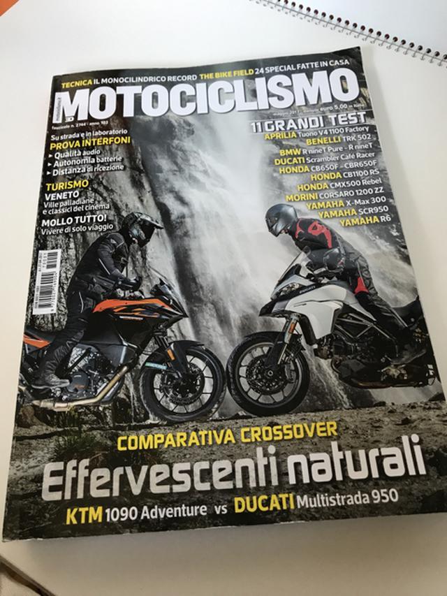 画像1: Motociclismo HIT PARADE