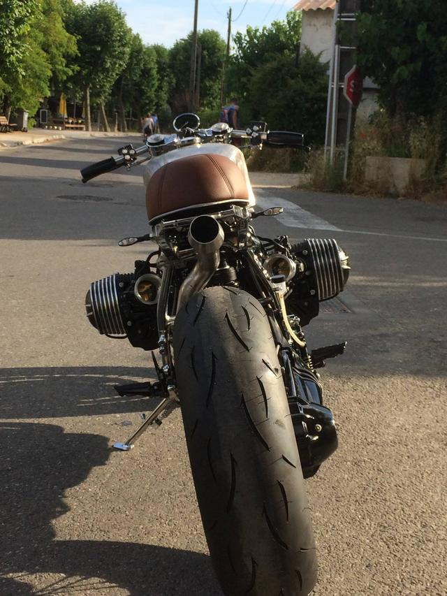 画像2: フランスのカスタムビルダー Riverside MotocyclettesのBMWをもらえるなら、割り切った関係でも付き合います。