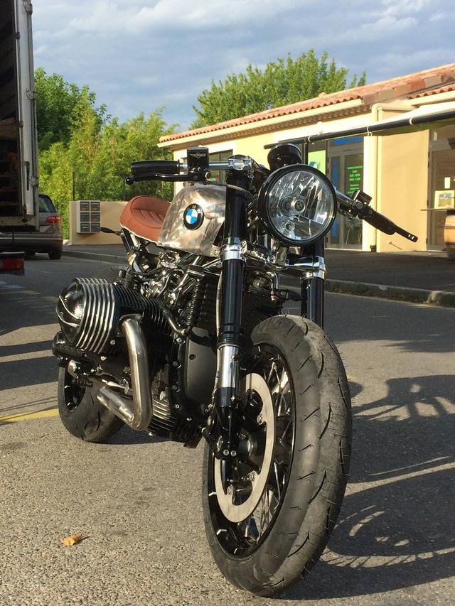 画像3: フランスのカスタムビルダー Riverside MotocyclettesのBMWをもらえるなら、割り切った関係でも付き合います。