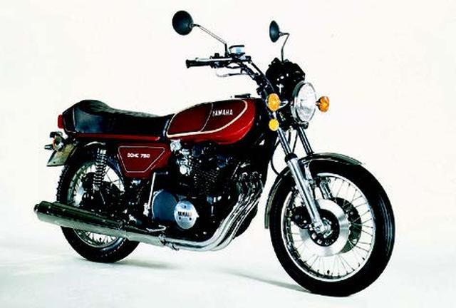 画像: 例のナナハン戦略機といえば・・・なんのバイク?