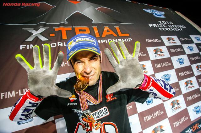 画像3: 【懸賞】トニー・ボウはトライアル選手権で現在、何連勝中?