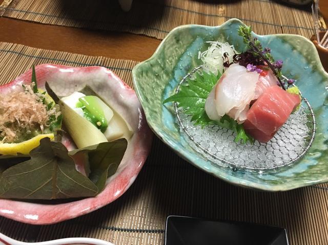 画像: 季節の野菜とお魚☆