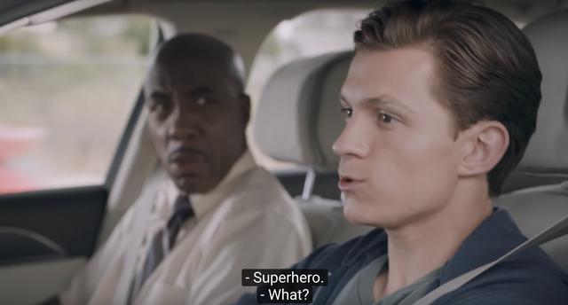 画像: ヒーローじゃない、スーパーヒーローだよ(ブツブツ) www.youtube.com