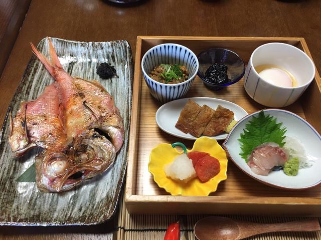 画像: 朝食は2日間とも和食にしました☆洋食にもできますよ〜!