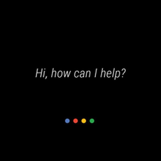 画像: 音声コマンド内蔵 内蔵マイクで「Ok google」と質問すると、Googleアシスタントが起動します。 ご注意:「Googleアシスタントは一部の言語に対応していません」