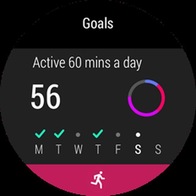 画像: Google Fit 意識しなくても、体調を管理し自分のアクティビティを毎週記録してくれます。