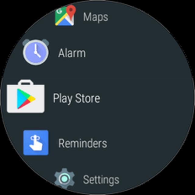 画像: 手首にGoogle Play ストア™ お好きなアプリをウォッチから直接利用できます。Google Play ストア™のアプリを数秒で直接ウォッチにダウンロードできます。