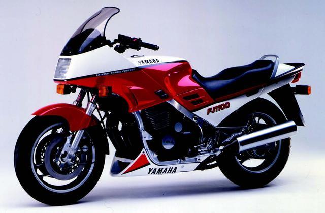 画像: YAMAHA FJ1100/1984年発売
