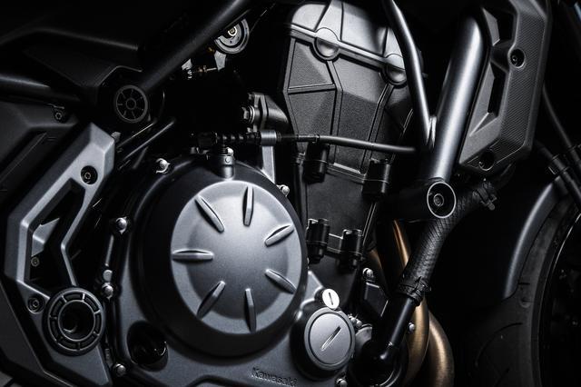 画像: Z650はライダーを育てる。