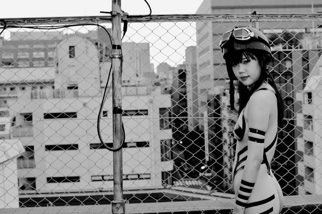 画像1: グラビア【ヘルメット女子】Blade Runner 2017 vol.04