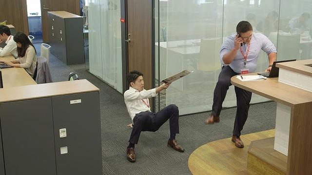 """画像2: """"働きながら、トイレ休憩中でも・・人目を気にせず鍛える""""!? ショップジャパンの提案が筋肉すぎる!!"""