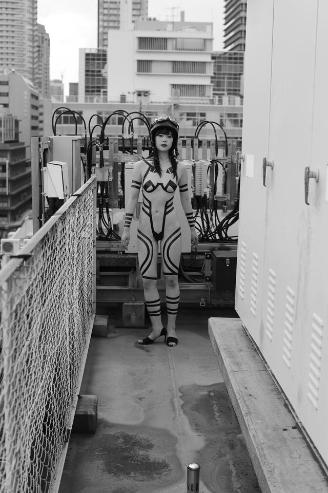 画像2: グラビア【ヘルメット女子】Blade Runner 2017 vol.05