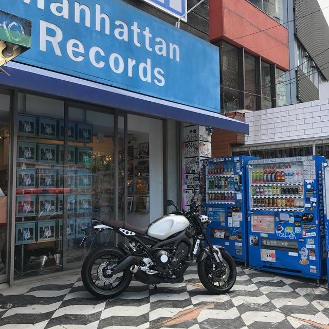 画像: 撮影協力:Manhattan Records® manhattanrecords.jp