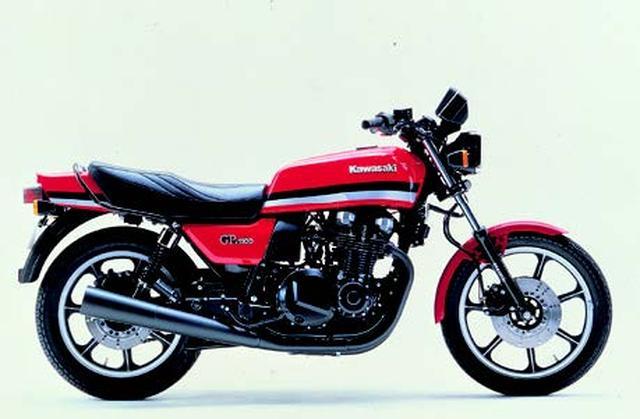 画像2: RZもモトコンポもカタナもシルクロードも!1981年に発売されたバイクたち9選!