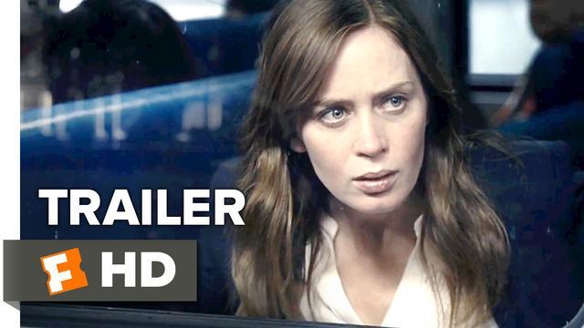 画像: The Girl on the Train Official Teaser Trailer #1 (2016) - Emily Blunt, Haley Bennett Movie HD www.youtube.com