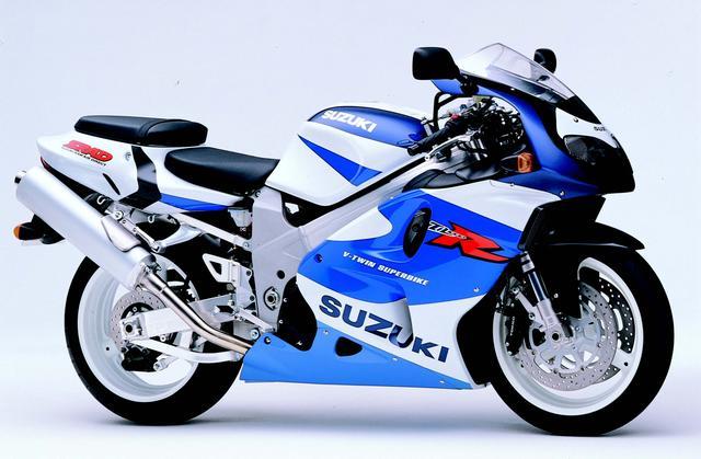 画像: SUZUKI TL1000R(1998年発売)