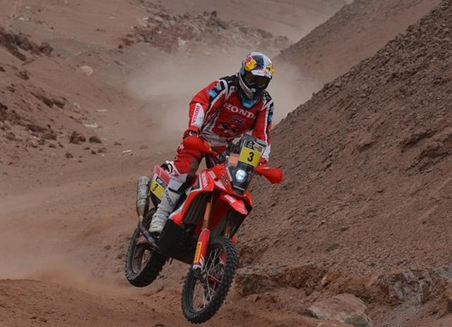 画像: Honda CRF450 Rally(2013年)