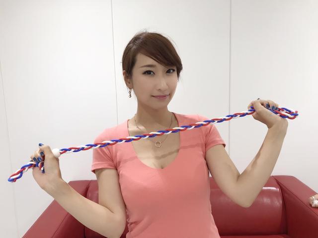 画像: チューブを使ってみましょう☆(どや)