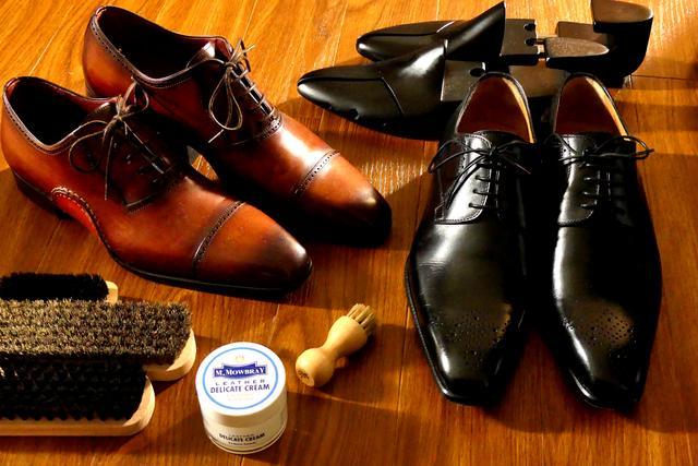 画像1: #003 無我の境地へ ~靴磨き~