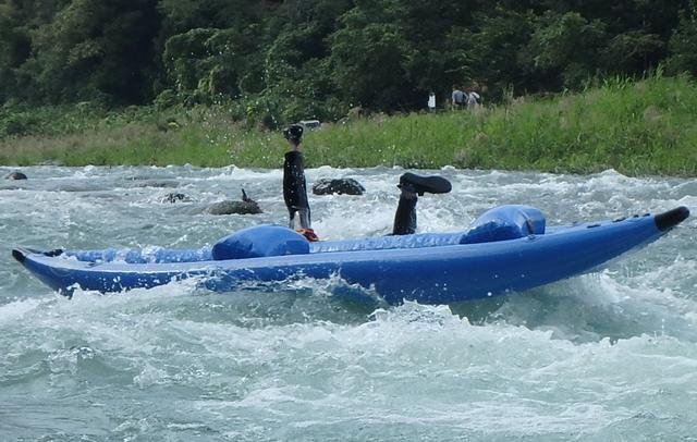 画像3: #008 やっぱり夏は水あそび! ~激流 川くだり~