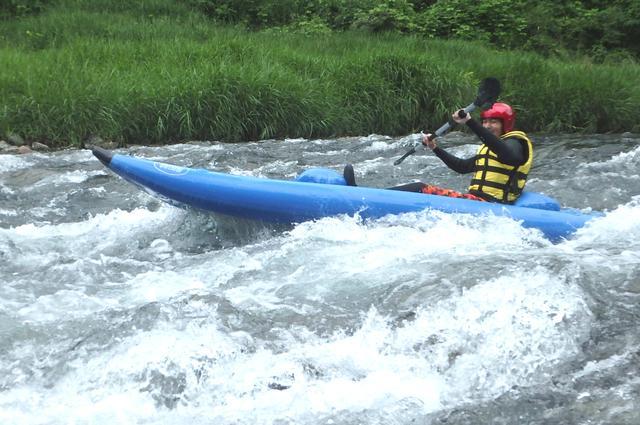 画像2: #008 やっぱり夏は水あそび! ~激流 川くだり~