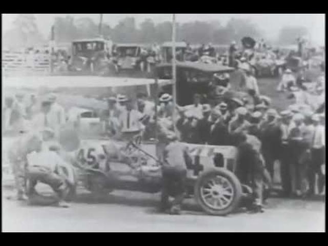画像: First Indy 500 - 1911 youtu.be