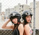 画像1: グラビア【ヘルメット女子】Scream Queens vol.08