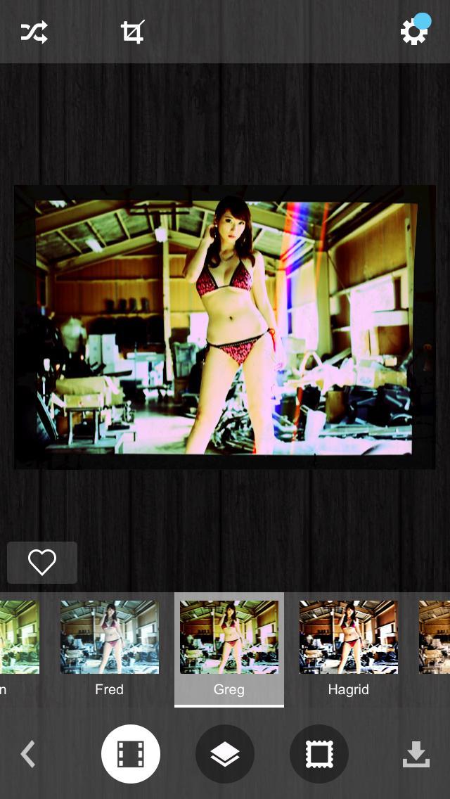 画像16: オシャレな場所に行かなくてもオシャレに撮れちゃう!?夏の写真はこのアプリで決まり♡【水曜日のミク様】