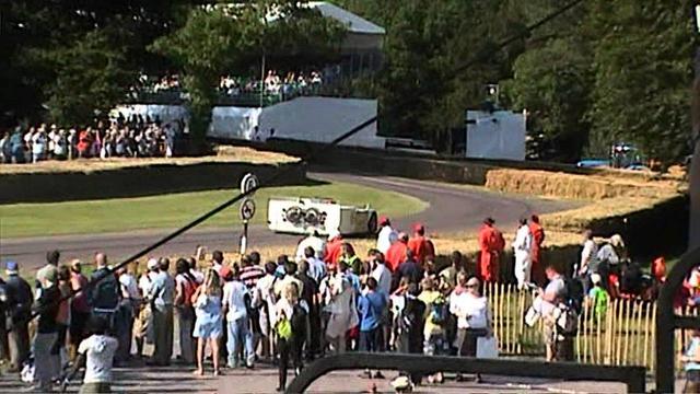 画像: Chaparral-Chevrolet 2J at Goodwood Festival of Speed 2011 youtu.be