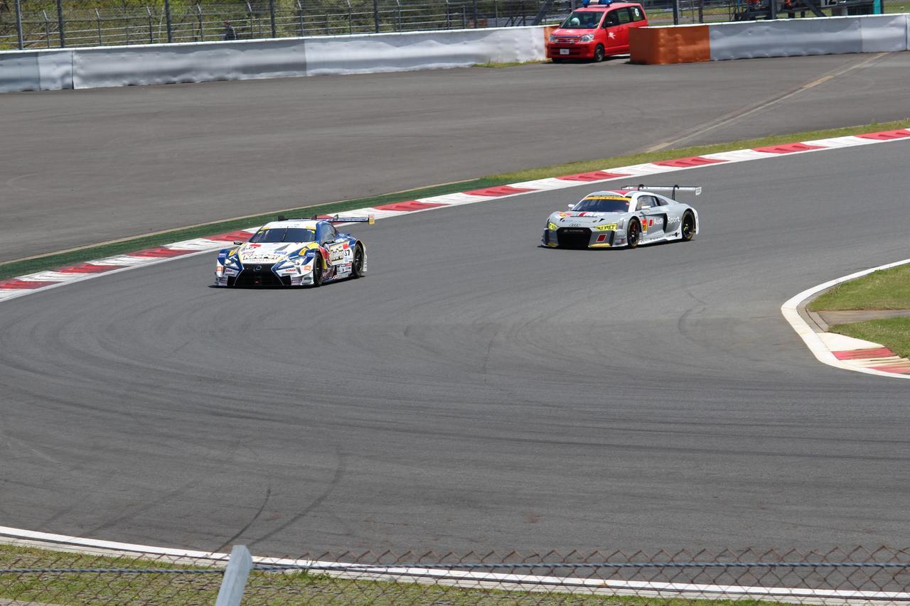 画像2: 2017 AUTOBACS SUPER GT Round 2 FUJI GT 500km RACE