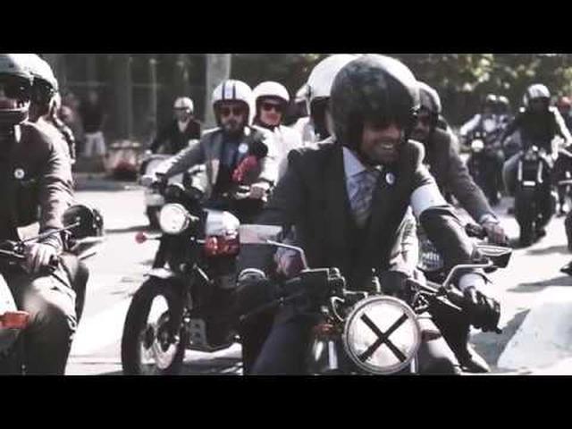 画像: Register now for the 2017 Distinguished Gentleman's Ride youtu.be