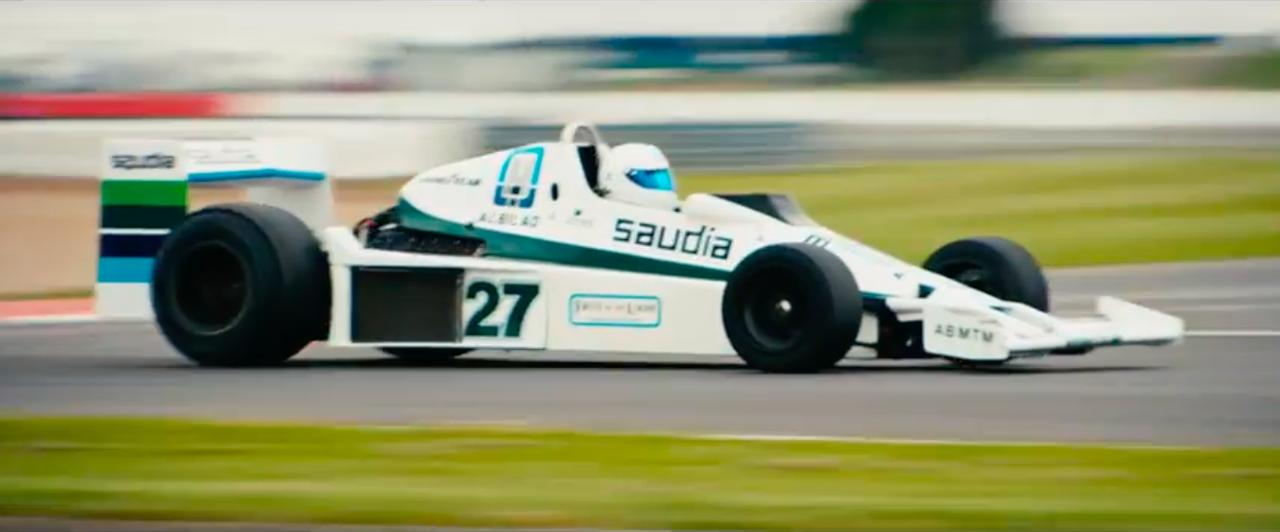 画像: 1978年のFW07は、パトリック・ヘッドが指揮をとり、フランク・ダーニー、ニール・オートレイ、ロス・ブラウンらとともに生み出したマシンです。いずれもF1界で名が知れたエンジニアばかりですね。 www.youtube.com