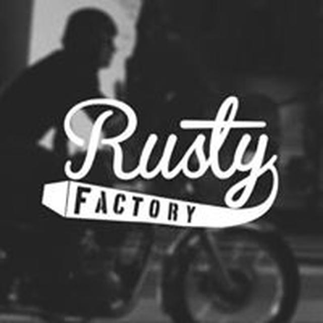 画像: The Rusty Factory