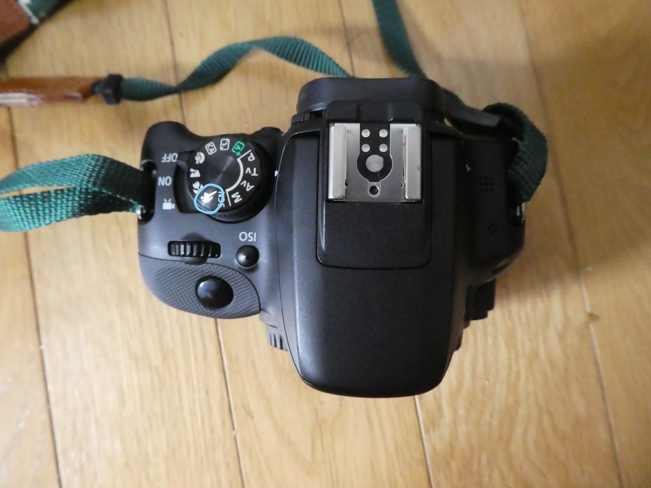 画像3: 撮影モードがあるらしい。