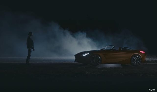画像: やばすぎるクールさ。色気を撒き散らすオープンスポーツ。 BMW concept Z4のティザー動画、公開中 - LAWRENCE - Motorcycle x Cars + α = Your Life.