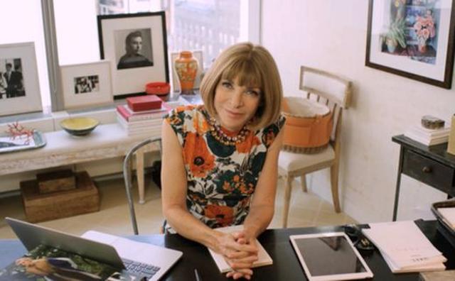画像: 73の質問- US『VOGUE』編集長アナ・ウィンター 許せないファッション、お気に入りの朝食、仕事で一番大切なこと