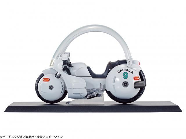 画像3: バイクに乗る孫悟空とブルマのフィギュアが可愛すぎる♡9月7日(木)より先行予約開始。【ロレンス的ニュース】