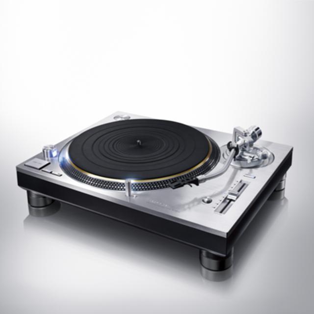 画像: 「Technics」の最新ターンテーブル SL-1200G によるレコード試聴ができます。 蔦屋書店限定配布のレコード販売店舗 MAP もプレゼント。これからレコードを楽しみたいという方も必見!