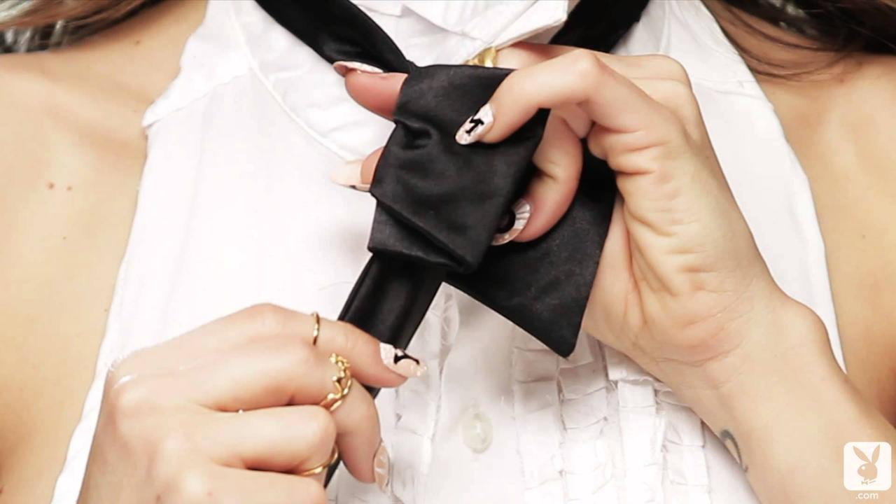 画像: How To Tie A Bow Tie youtu.be