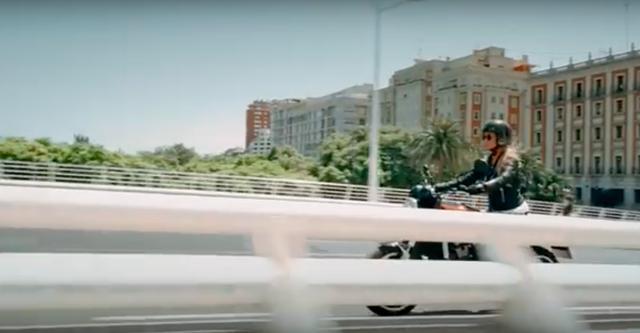画像: んで・・・これが新しいZ900RSらしいっスけど、ぶっちゃけこれじゃ何も見えなくね?ですよね・・・。マジなめてんのかカワサキモーターサイクル様・・・いつもお世話になっております、って感じっス? www.youtube.com